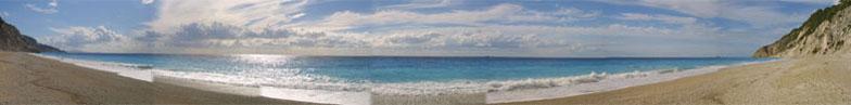 Lefkada Lefkas Gialos Beach